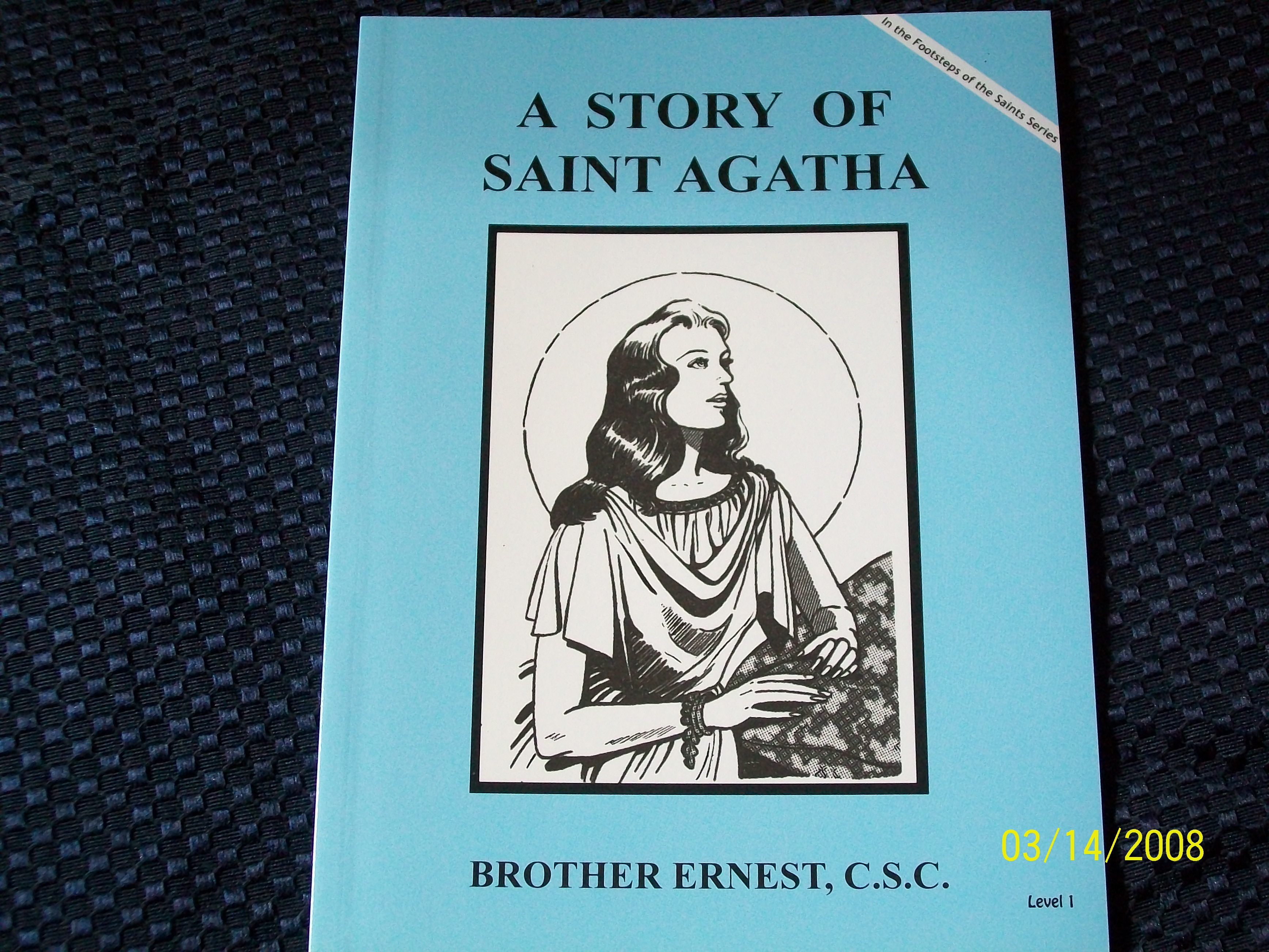 Image for A Story Of Saint Agatha