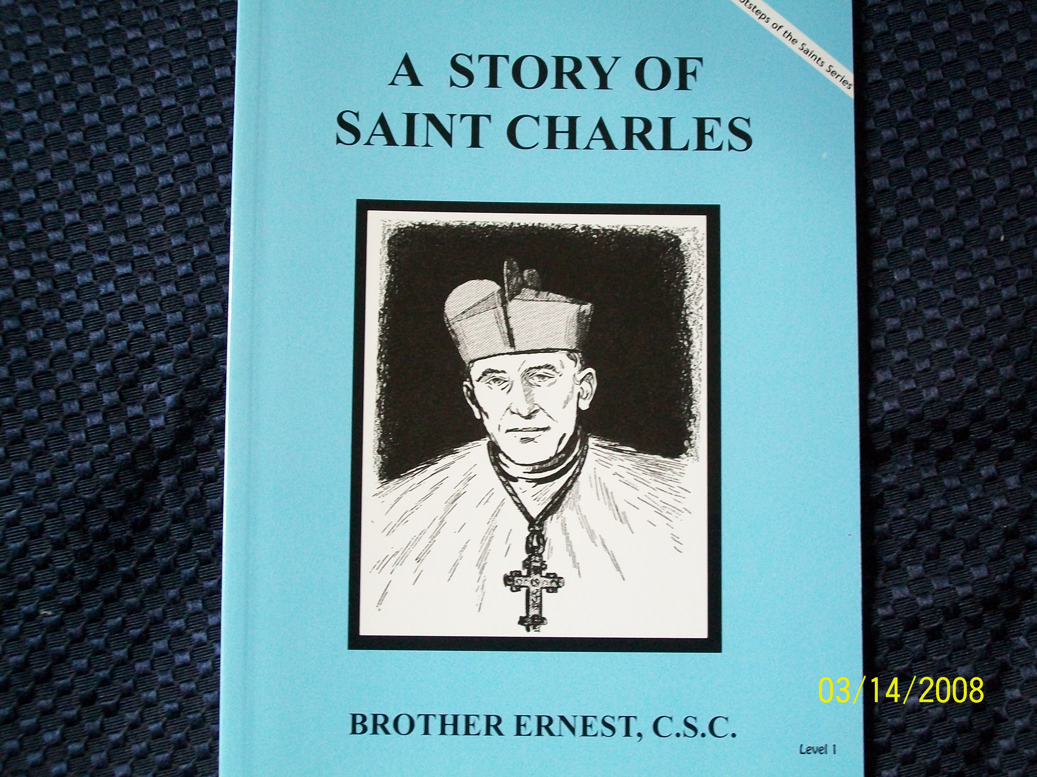 Image for A Story Of Saint Charles