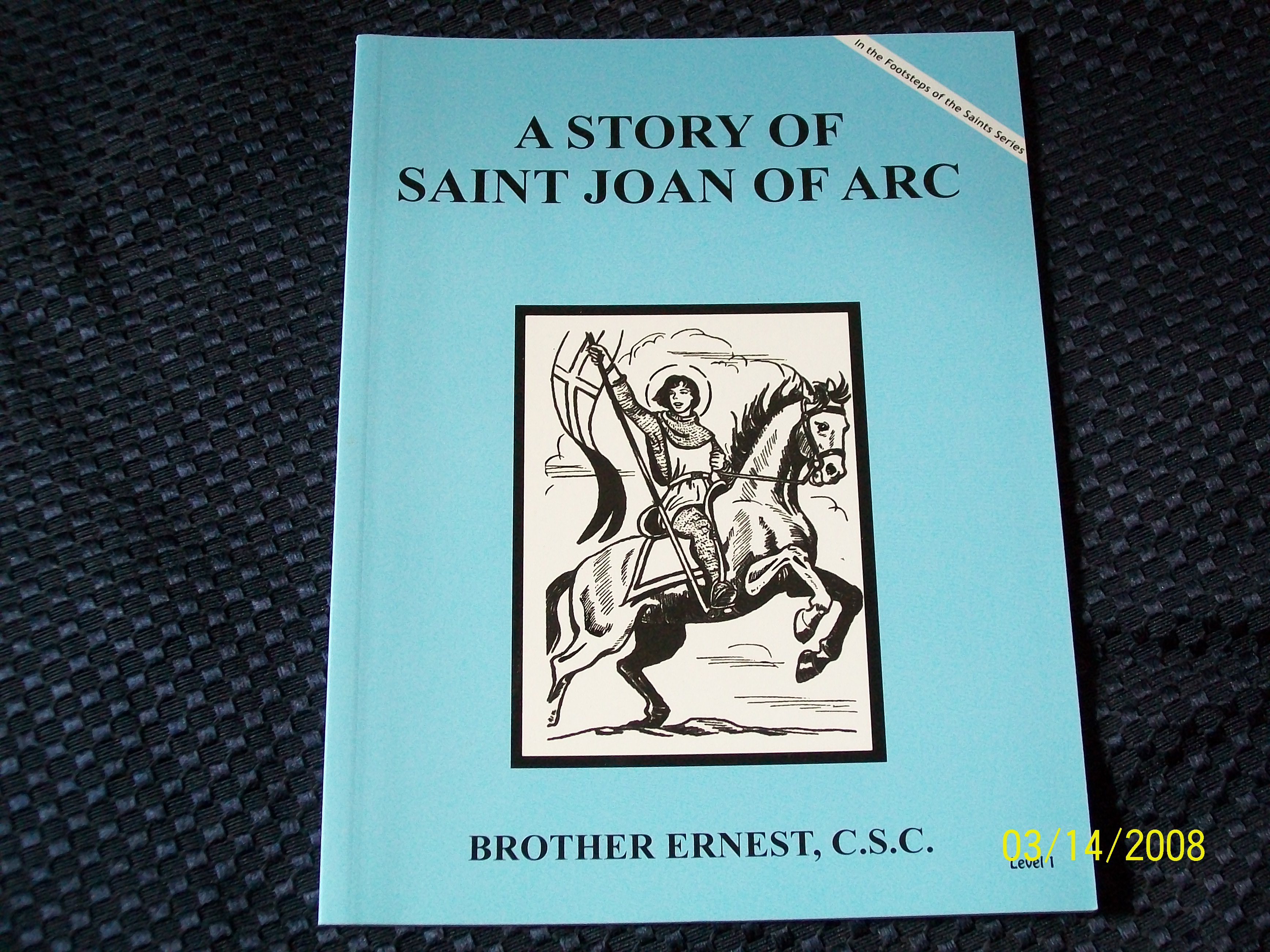 Image for The Story Of Saint Joan Of Arc