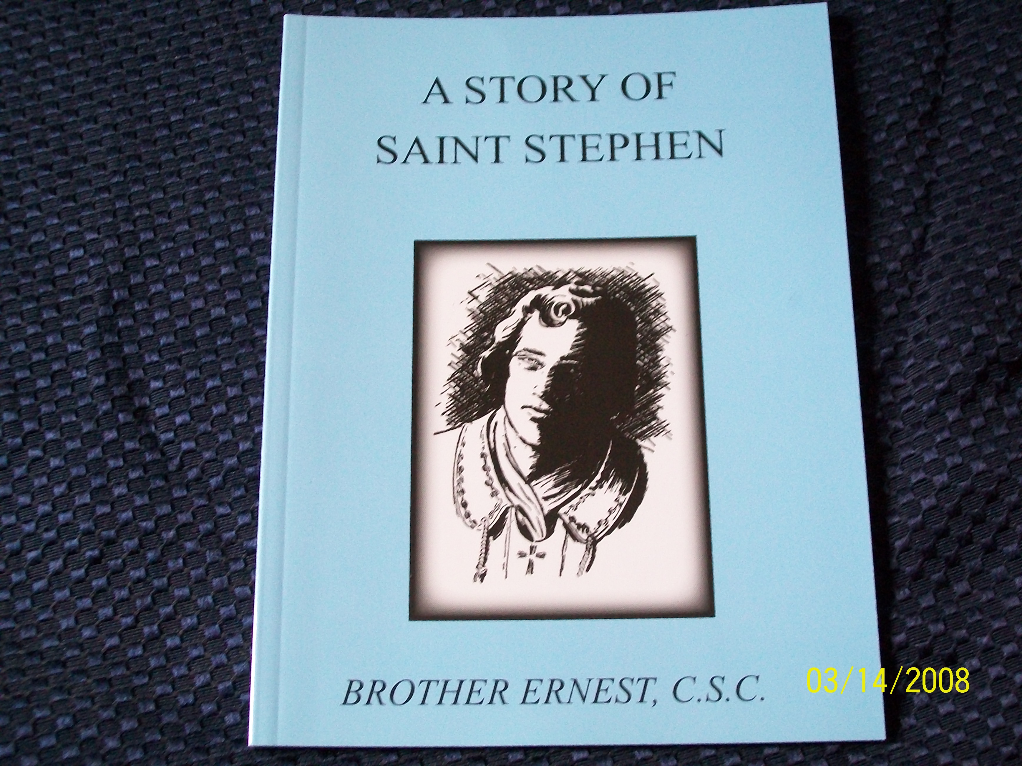 Image for A Story Of Saint Stephen