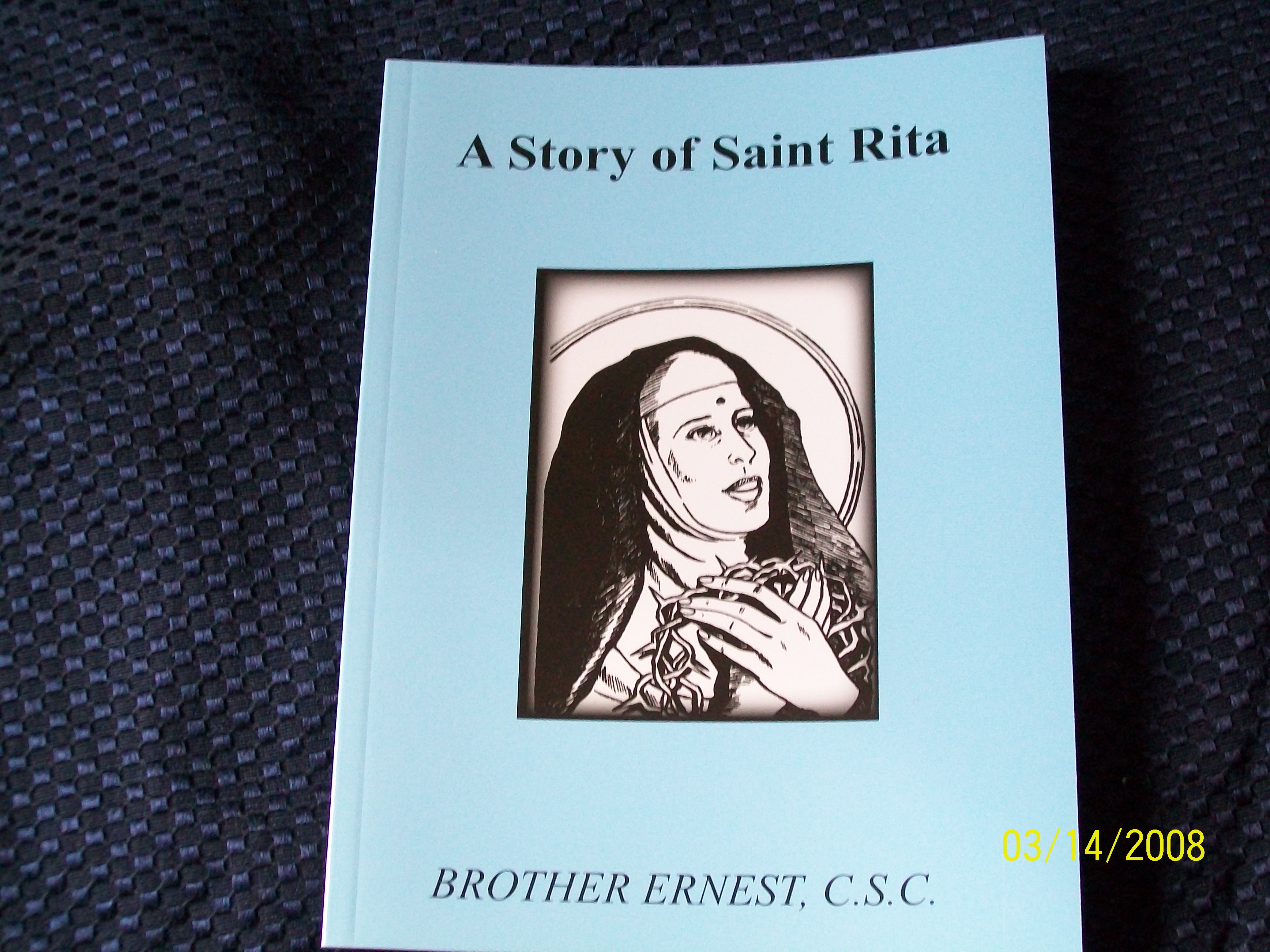 Image for A Story Of Saint Rita