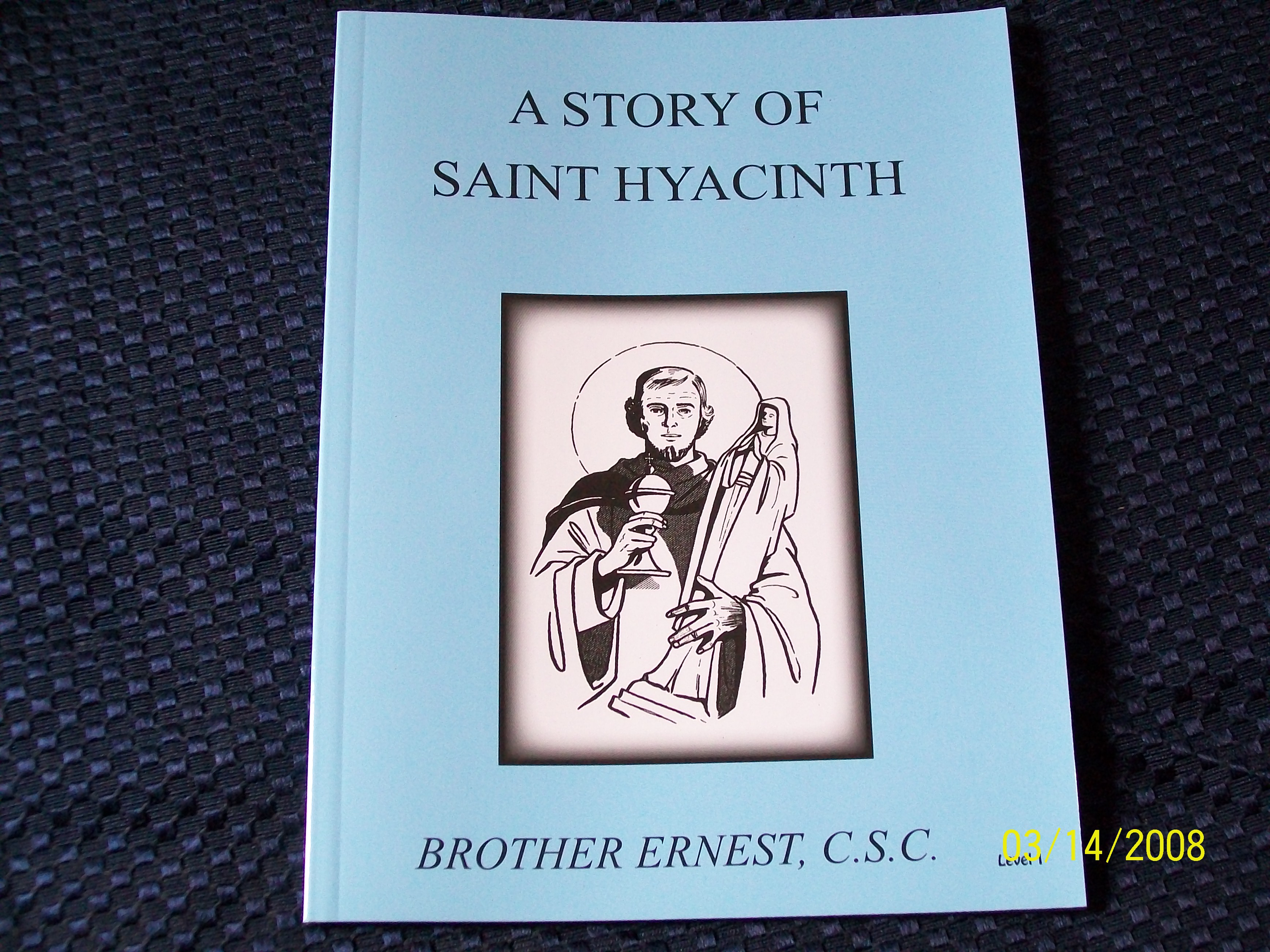 Image for A Story Of Saint Hyacinth