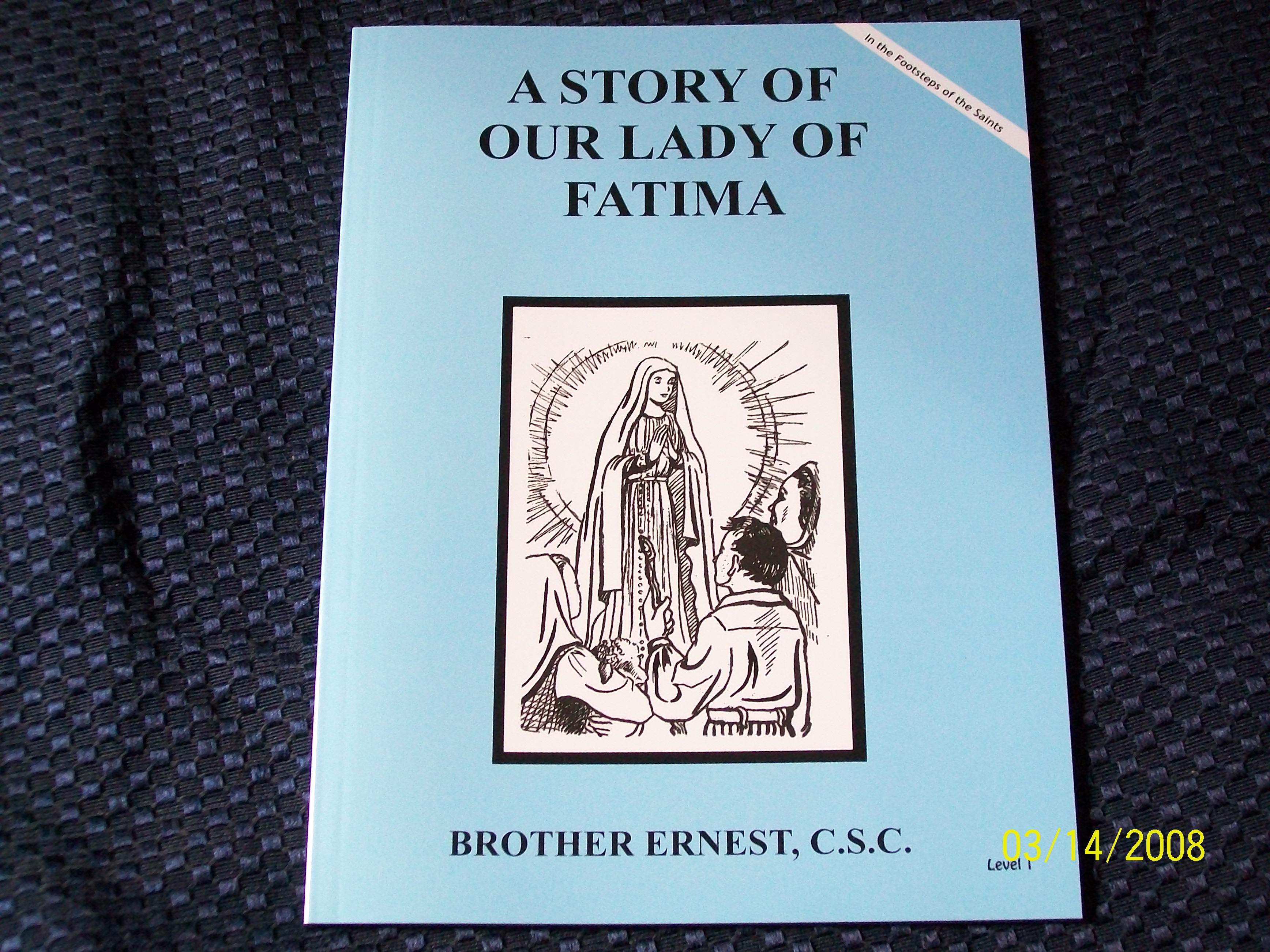 Image for A Story Of Our Lady Of Fatima