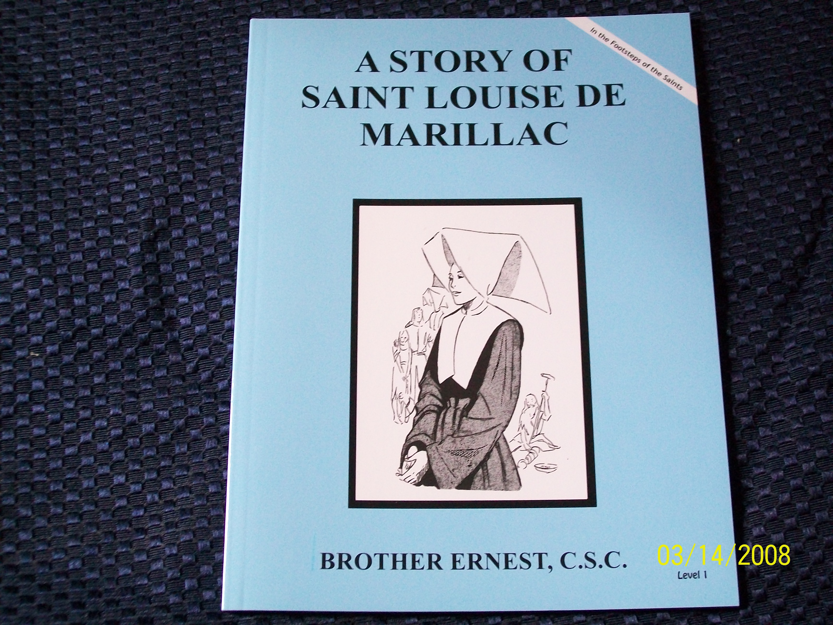 Image for A Story Of Saint Louise De Marrillac