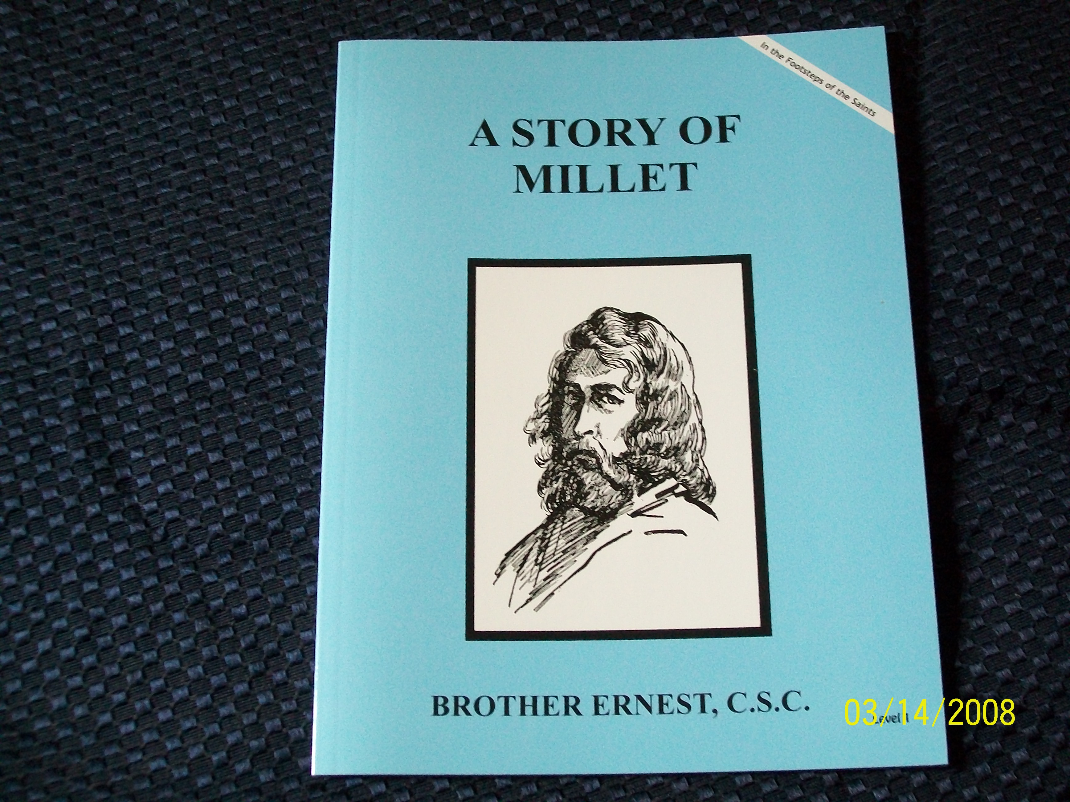 Image for A Story Of Millet
