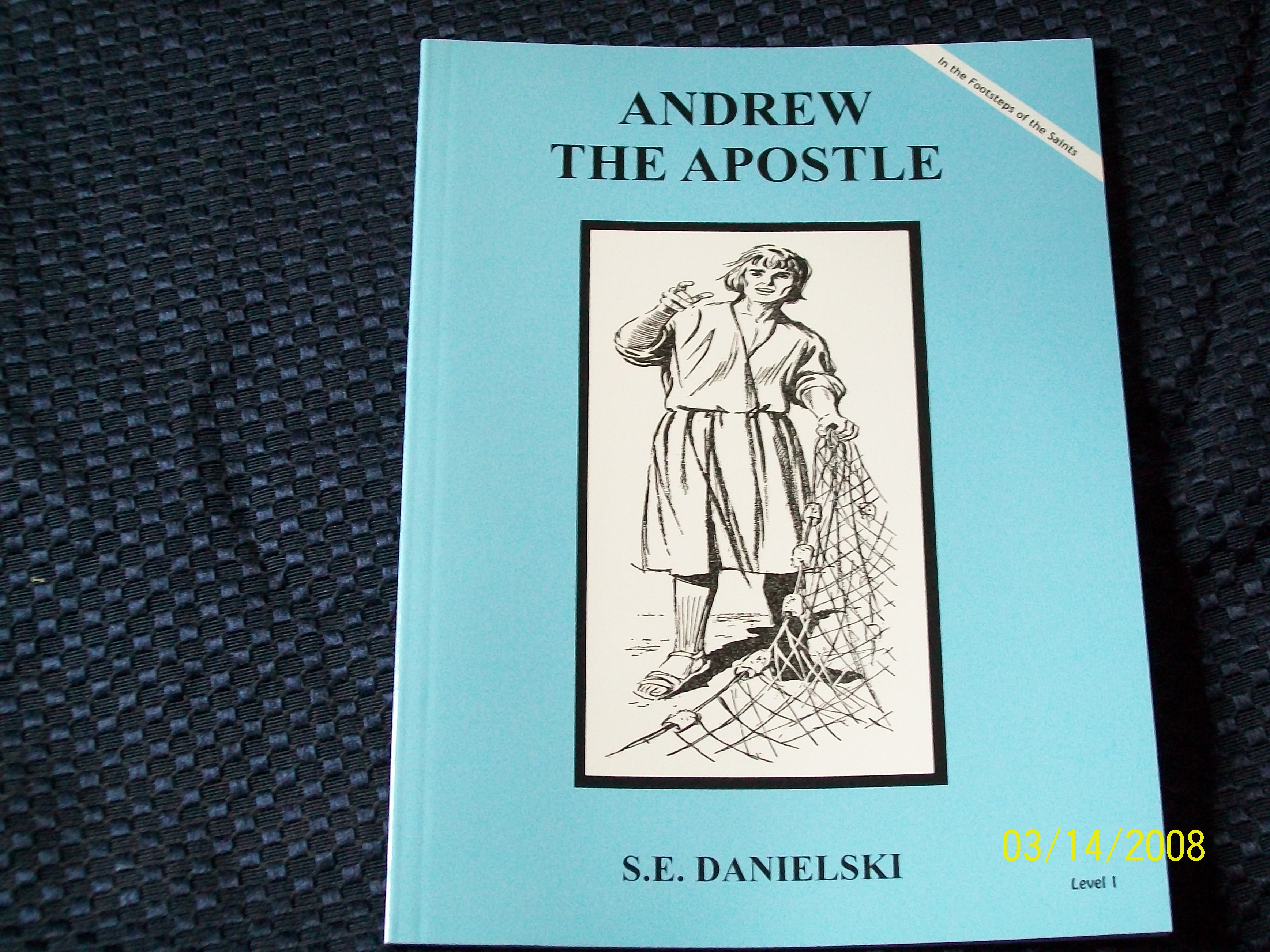 Image for Andrew The Apostle
