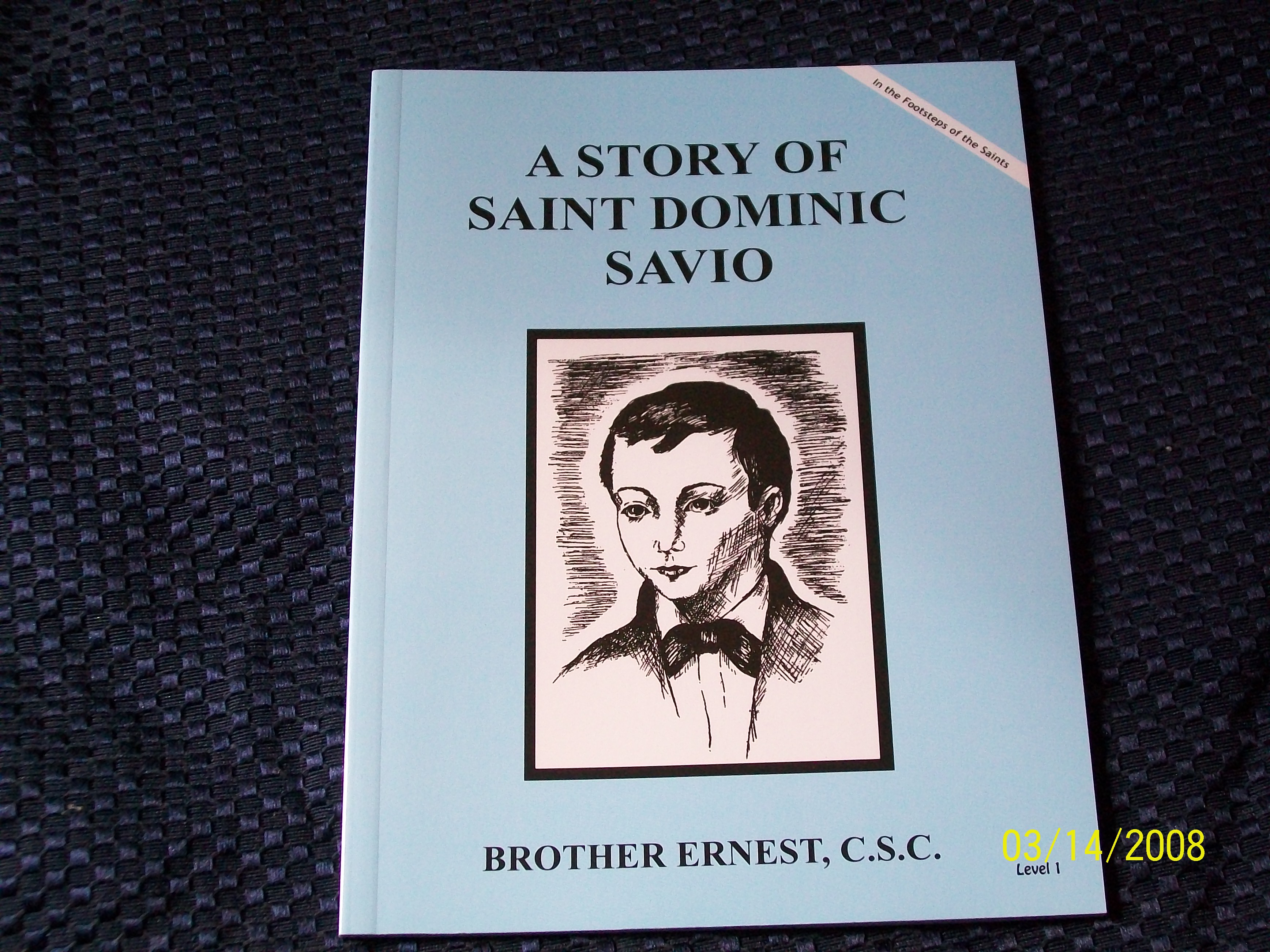 Image for A Story Of Saint Dominic Savio