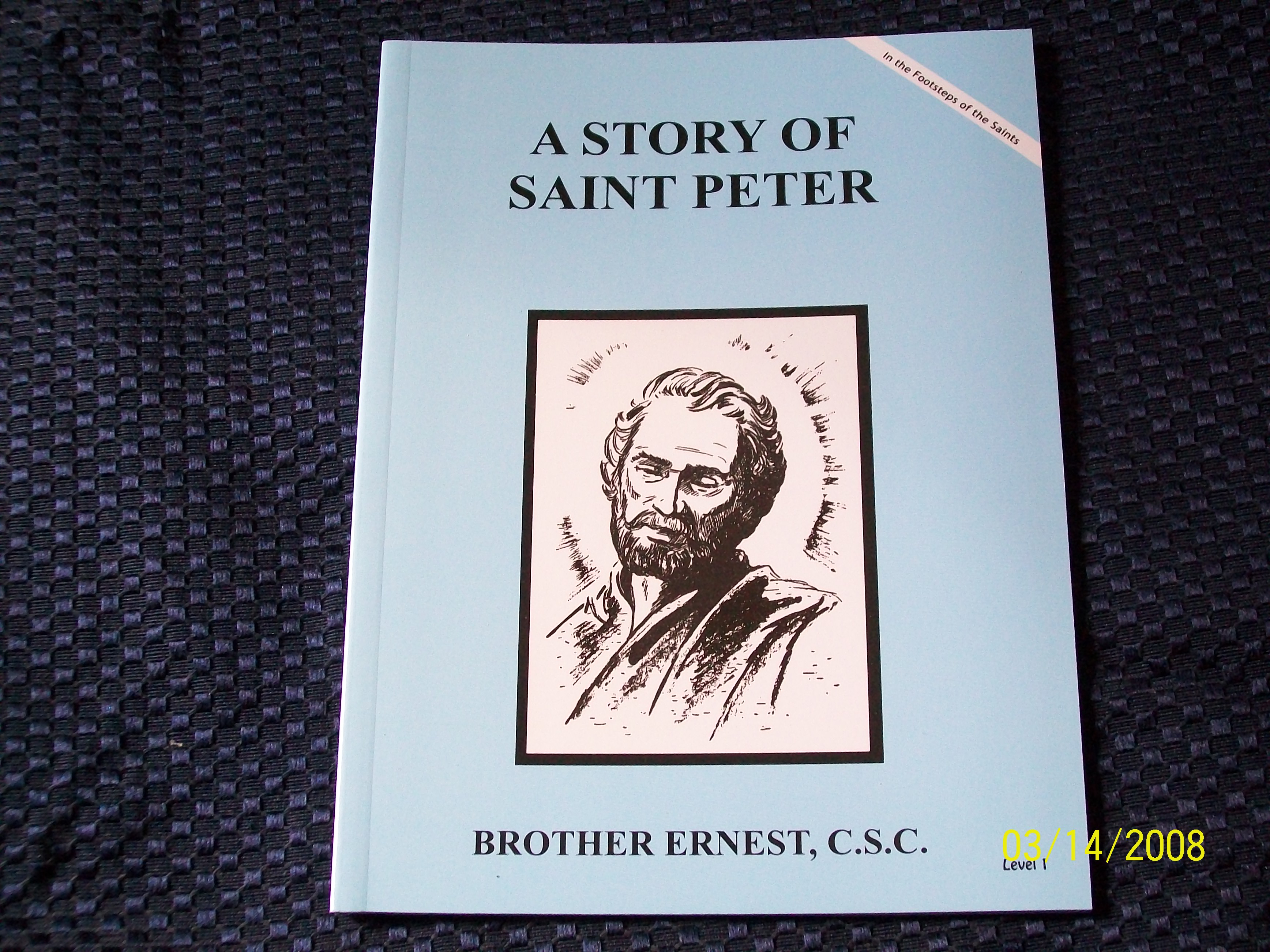 Image for A Story Of Saint Peter