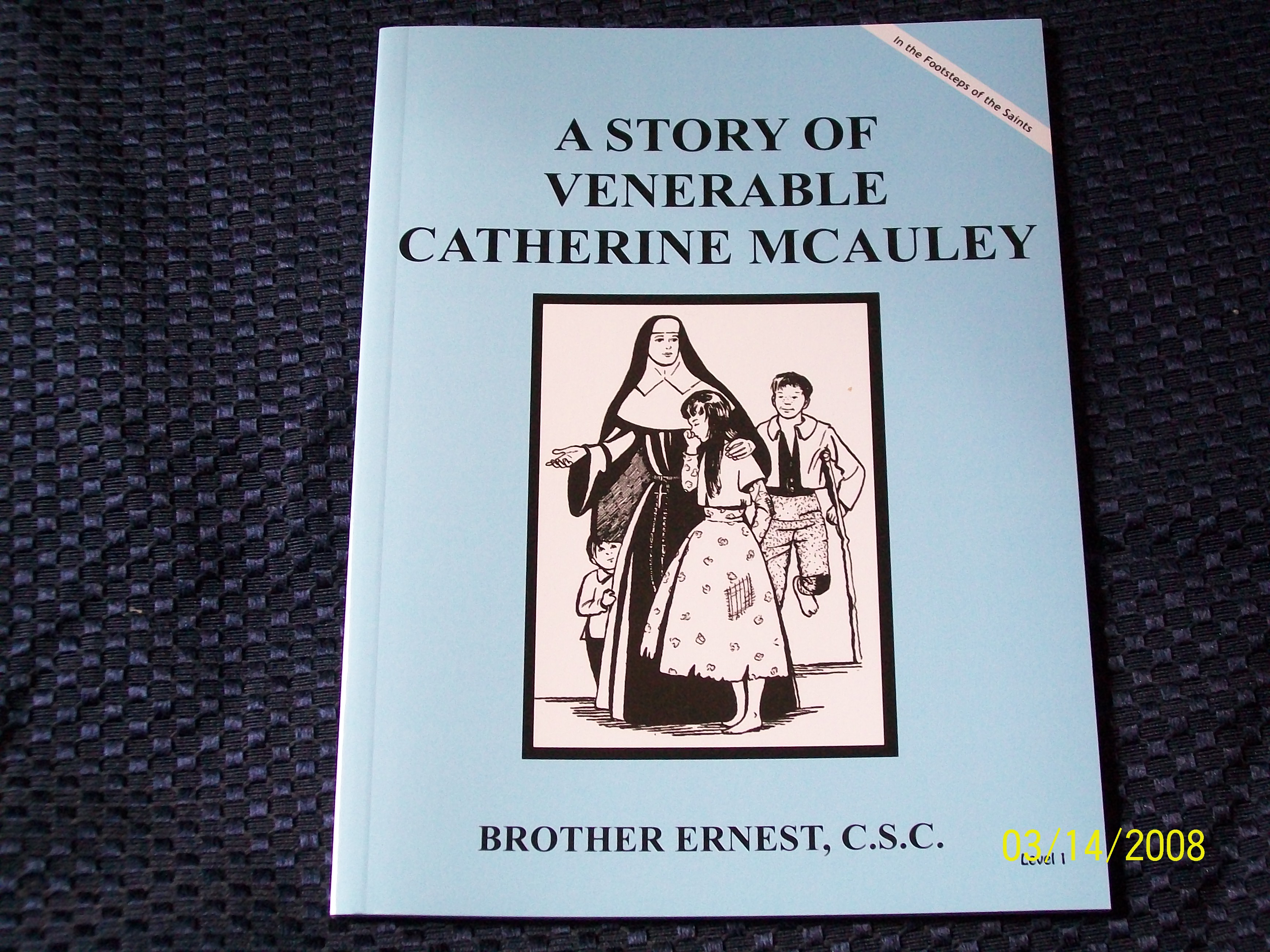 Image for A Story Of Venerable Catherine McAuley