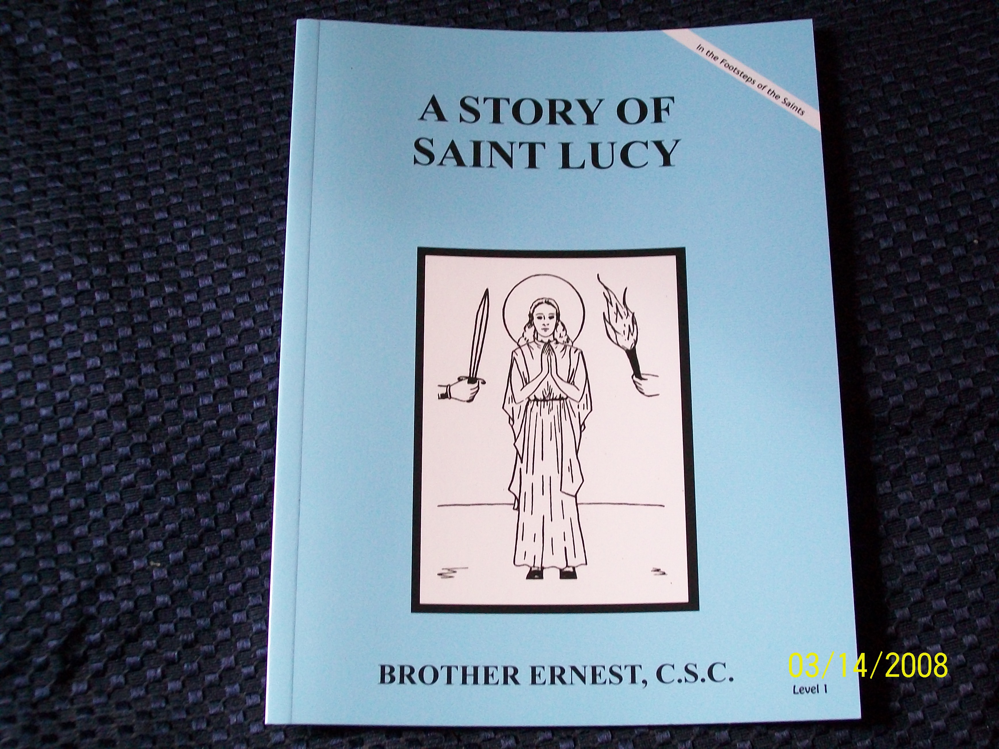 Image for A Story Of Saint Lucy