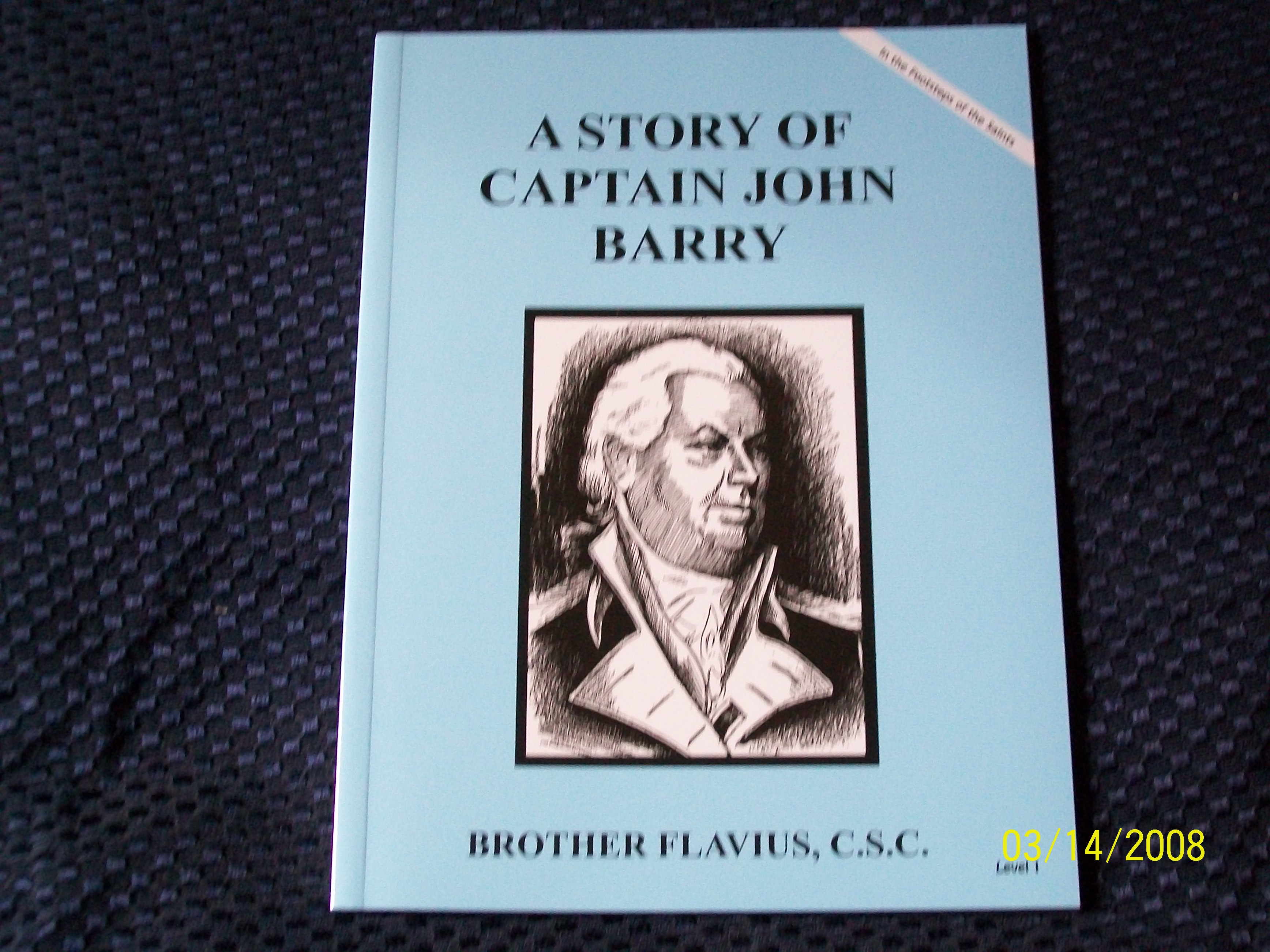 Image for A Story Of Captain John Barry