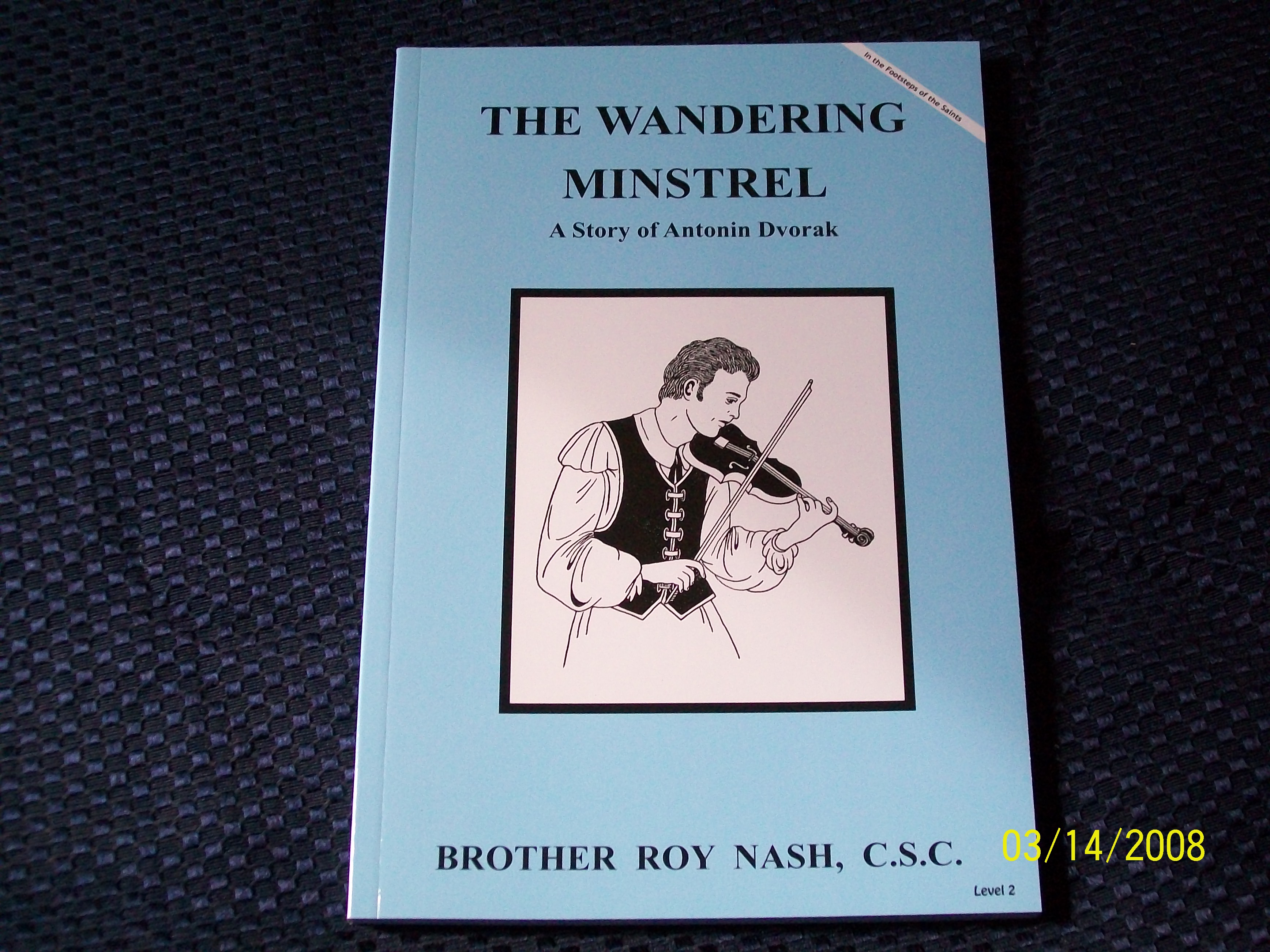 Image for The Wandering Minstrel, A Story of Antonin Dvorak